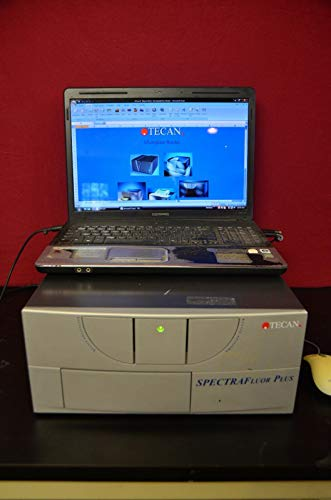 labtechsales Tecan SPECTRAFluor Plus Microplate Reader with Xfluor Software Tested Guaranteed