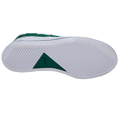 Zapatillas Lacoste Niño blanco Verde Para Hdx0rfwqBd