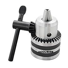 """Accusize - 3/4"""" X JT3 Drill Chuck, #0222-0706"""