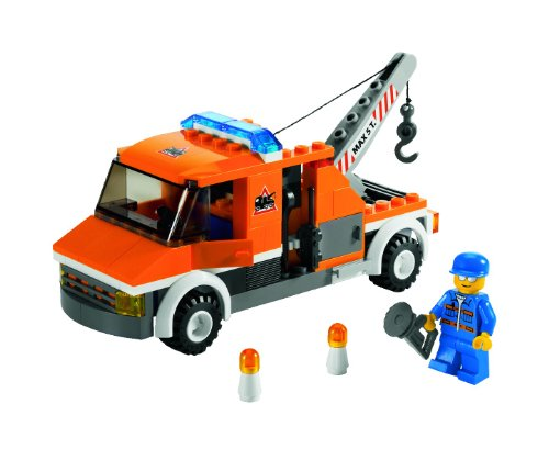 LEGO City 7638: Tow Truck: Amazon.co.uk: Toys & Games