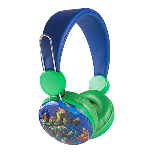 sakar-tm-hp-1-over-the-ear-kids-safe-headphones-teenage-ninja-turtles