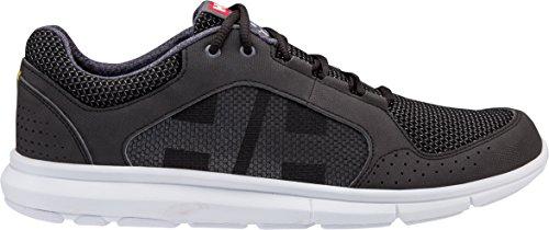 Helly Hansen Ahiga V3 Hydropower Zapatos de Cordones Oxford, Hombre, Negro (Negro 991), 44 EU