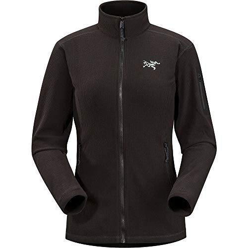 Jacket Fleece Arcteryx - Arc'teryx Women's Delta LT Jacket Black MD