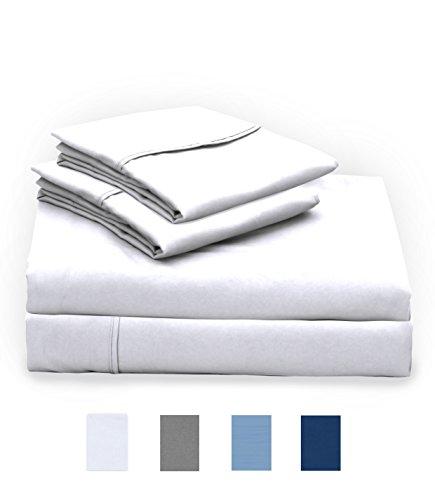 Microfiber Sheet Pocket White Sheets product image