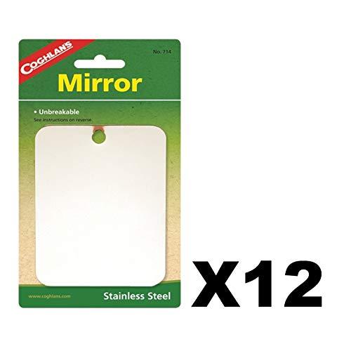 Camping Coghlans Mirror - SS Mirror