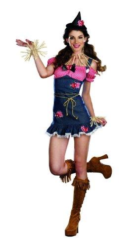 Cornfield Cutie, X-Large - Adult Scarecrow Cutie
