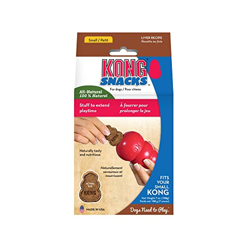 Snacks Liver Small - Kong Liver Stuffn