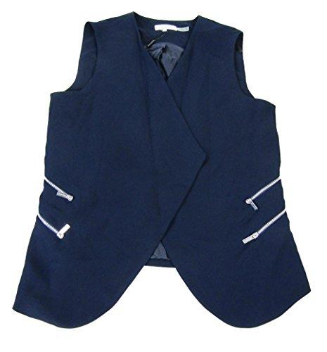 Ladies 4 Buckle Vest - 1