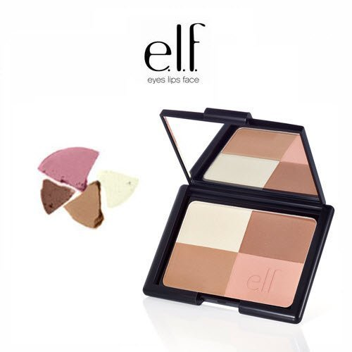 2 Pack e.l.f. Cosmetics Studio Bronzers 83702 Cool