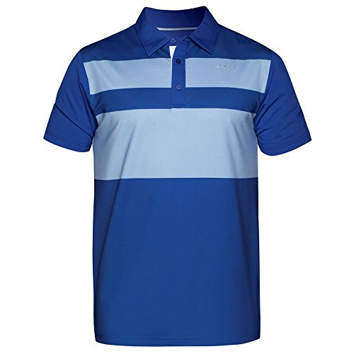 Sligo Brock Golf Polo 2017 Topaz Blue (Sligo Golf)