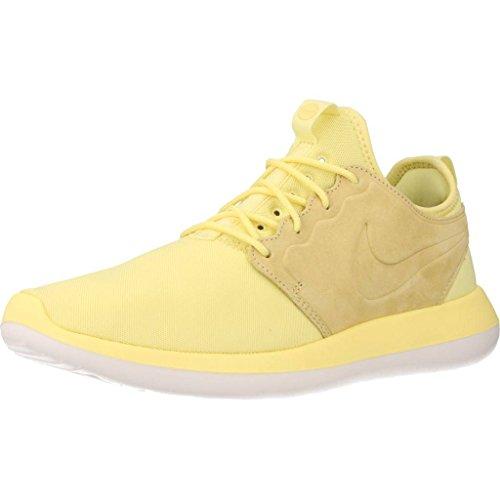 Uomo scarpa sportiva, colore Giallo , marca NIKE, modello Uomo Scarpa Sportiva NIKE ROSHE TWO BR Giallo Giallo