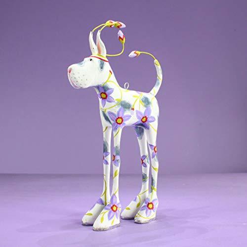 Patience Brewster Grant Great Dane Ornament 31276 ()