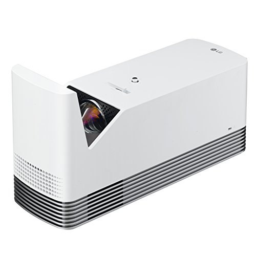 LG HF85JA Ultra Short Throw Laser Smart Home Theater Projector (2017 Model – Class 1 Laser Product)