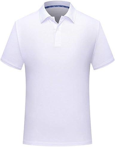 Hombres del Deporte Hombres Camisa Polo Mujeres De Modernas Casual Manga Corta Polo De La Moda Camisas De Pareja Hombre Básico Casual Camiseta De Gran Tamaño: Amazon.es: Ropa y accesorios