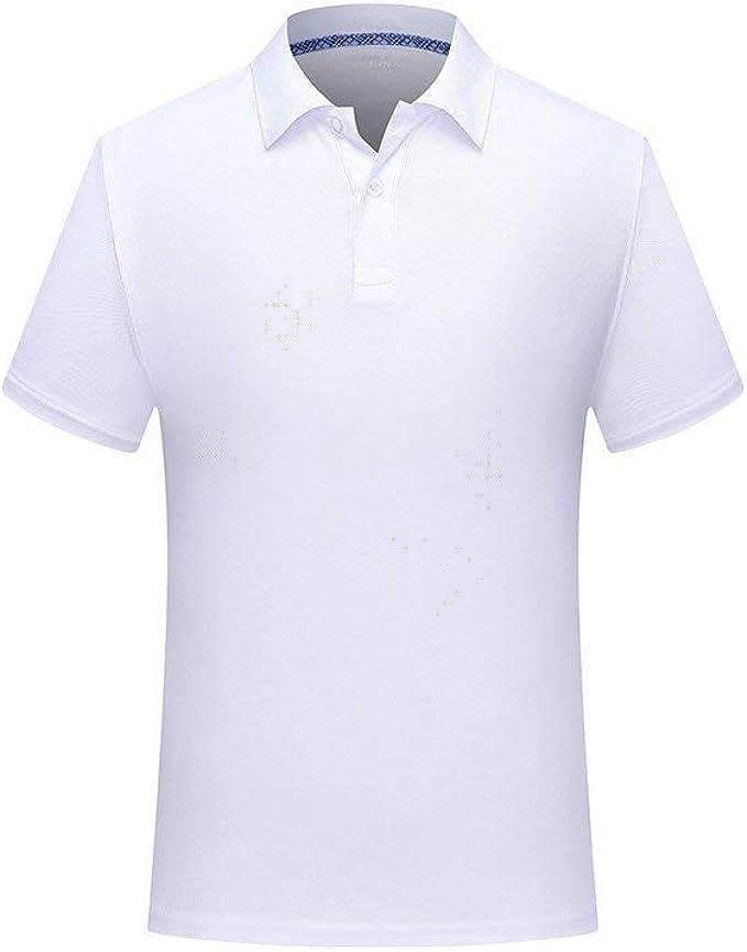 Hombres del Deporte Hombres De Polo Mujeres Camisa Simple Estilo ...
