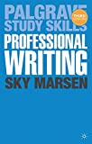 Professional Writing 3rd Edition