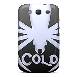 Qzs6929BPgJ 880case Awesome Case Cover Compatible With Galaxy S3 - Cold Spider Logo