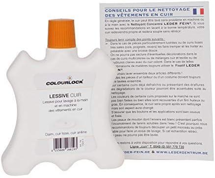Colourlock® - Detergente para piel (250 ml) (para lavar a mano o a ...