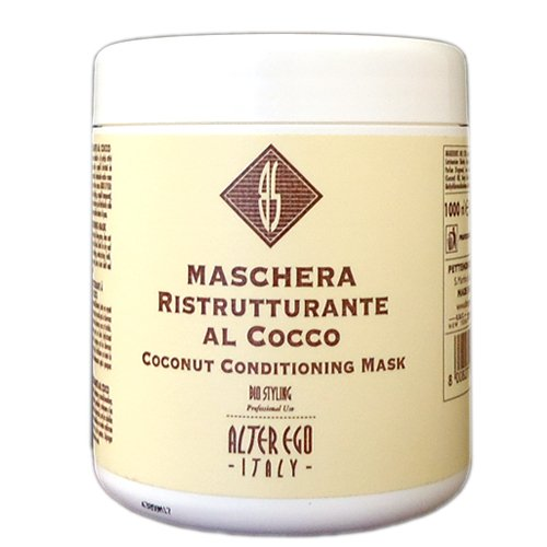 Alter Ego Mascarilla Reestructurante de Coco - 1000 ml 8008277002002