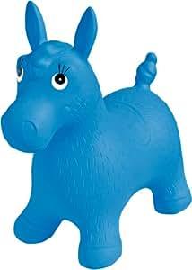 Hedstrom Pony Inflatable Animal Hopper- Blue