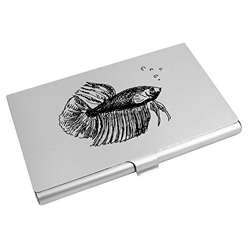 Holder Fish' Credit Card Business Wallet 'Tropical CH00003821 Card Azeeda xUZT6A