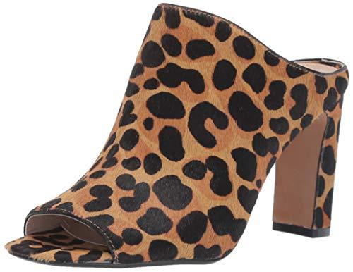 STEVEN by Steve Madden Women's JEANNY-L Mule Leopard 8 M US