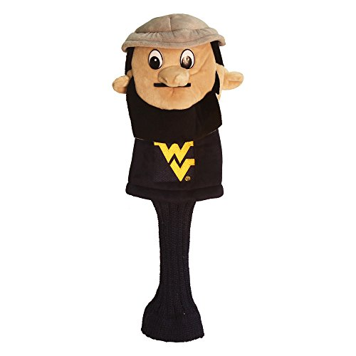 Team Golf NCAA West Virginia Mountaineers Mascot Headcover