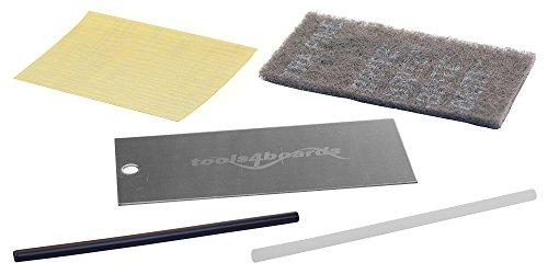 Tools4Boards Ptex Essential Ski & Snowboard Base Repair Kit by Tools4Boards