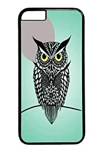 Case Cover For SamSung Galaxy S5 Mini , Case Cover For SamSung Galaxy S5 Mini -owl print Polycarbonate Hard Case Back Cover for Black