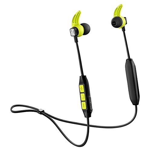 Sennheiser CX Sport BT 4.2 6hrs Sweatproof Yellow