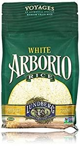 Lundberg White Arborio Rice Gluten Free Non GMO 32 Oz. Pack Of 3. by Lundberg