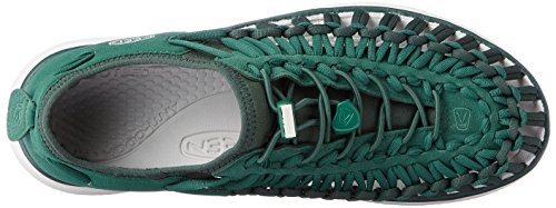 Keen Uneek O2 M, Men's Gymnastics Shoes Multicolor (Evergreen/Pineneedle)