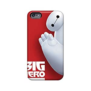 EricHowe Iphone 6plus Protective Cell-phone Hard Covers Support Personal Customs Realistic Big Hero 6 Series [pkt7393WurO]
