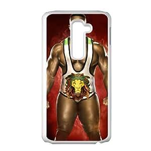 LG G2 Cell Phone Case White WWE sckv