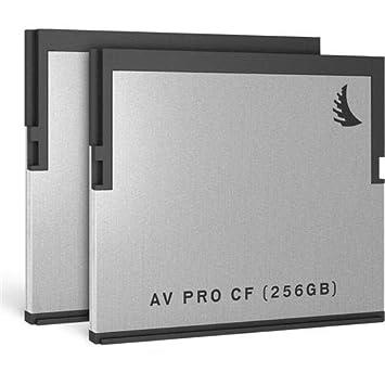 Angelbird AV Pro CF - Tarjeta de Memoria CFast 2.0 (256 GB ...