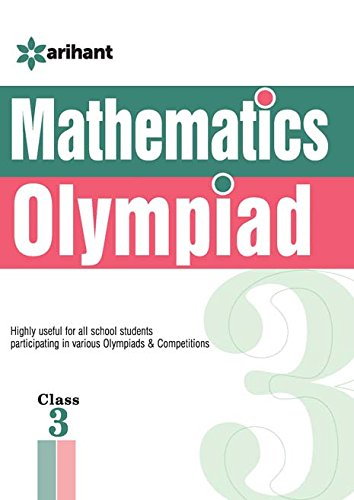 Mathematics Olympiad For Class 3rd pdf epub