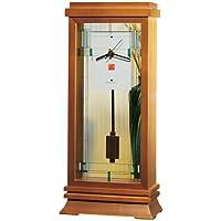 Frank Lloyd Wright Collection - Willits Mantel Clock by Bulova