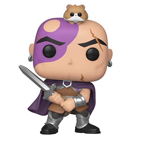 Funko- Pop Games Dungeons & Dragons-Minsc & Boo Collectible Toy, Multicolor, Talla Unica (45115)