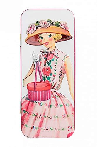 Heathcote & Ivory Vintage & Co Bonnets & Belles Hand Cream in Keepsake Tin