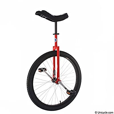 """Club 26"""" Freestyle Unicycle - Red"""