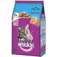 Whiskas Ocean Fish Cat Food - 1.2kg