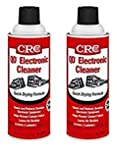 Automotive : CRC Industries Inc.: 11Oz Electronic Cleaner, 05103 2PK