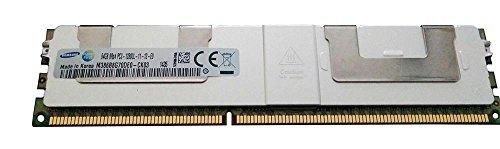 Approved Memory 64GB DDR3 SDRAM Memory Module - 64 GB - DDR3 SDRAM - 1600 MHz DDR3-1600/PC3-12800 - ECC - Registered - M386B8G70DE0-CK0-A