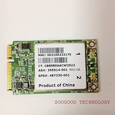 HP Mini 1003TU Broadcom WLAN Driver
