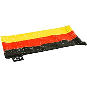 Oakley Microclear Microbag Sunglass Accessories - Germany Flag / One Size