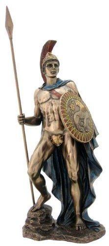Veronese (ヴェロネーゼ) アレス アレース 戦の神 ギリシャ ブロンズ風 フィギュア B072BXVLZK