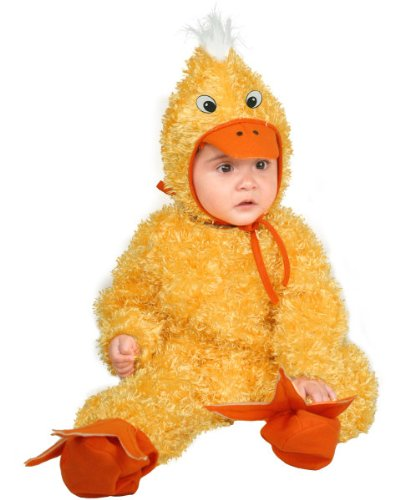 Charades Elite Costume - Little Ducky-6-18 months