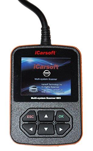 INFINITY iCarsoft i903 Diagnostic Multi System
