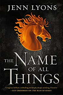 Book Cover: The Name of All Things