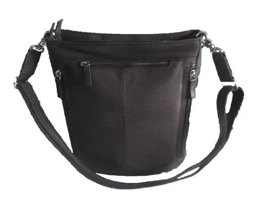 Gun Tote'n Mamas Concealed Carry Bucket Tote – BK / BRN from Gun Tote'n Mamas